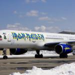 La historia del avión privado de Iron Maiden