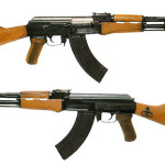 Aldeano ruso compra por error un arsenal de AK 47
