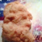 Croqueta de Pollo similar a George Washington en venta en Ebay