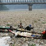 Río Citarum, el más contaminado del mundo