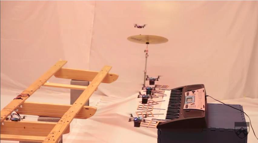 Robots Musicos