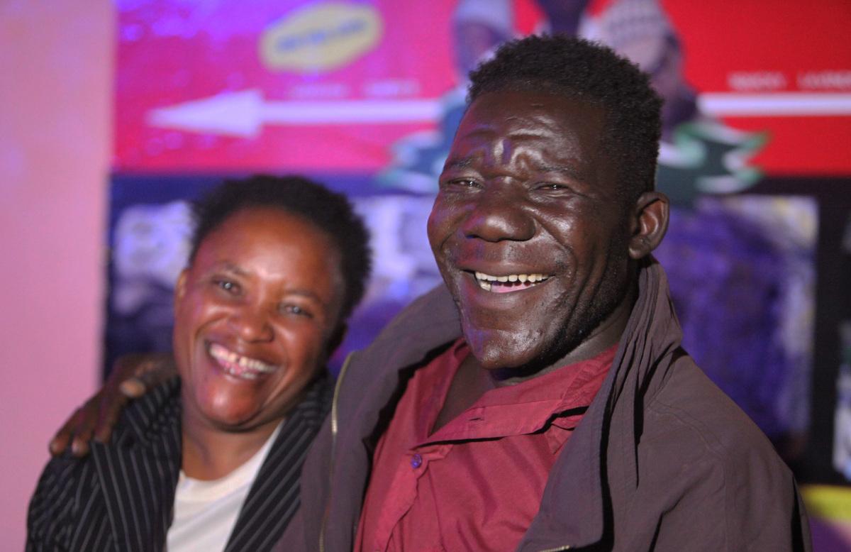 Hombre mas feo de Zimbabue