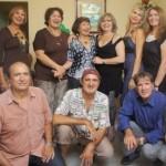 Madre Erodites y 11 de sus 15 hijos 'Walter'. Crédito de la foto: Photo News