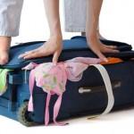 Las mujeres y el esceso de equipaje
