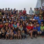 Ziona Chana y familia mas larga