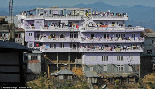 edificio familia numerosa