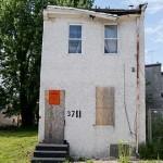 Funeral para una casa vieja en Philadelfia