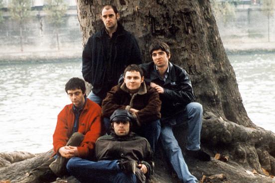 Oasis en 1995