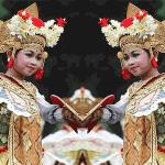 Tener gemelos en Bali